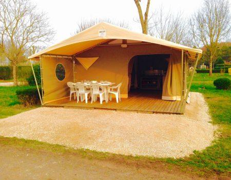 Camping La Chanoie 3 étoiles entre Dijon et Besançon